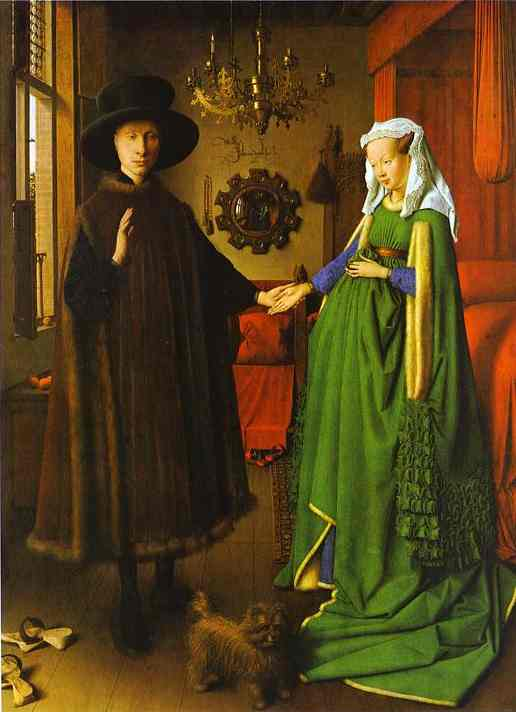 Larry and Marcia Arnolfini