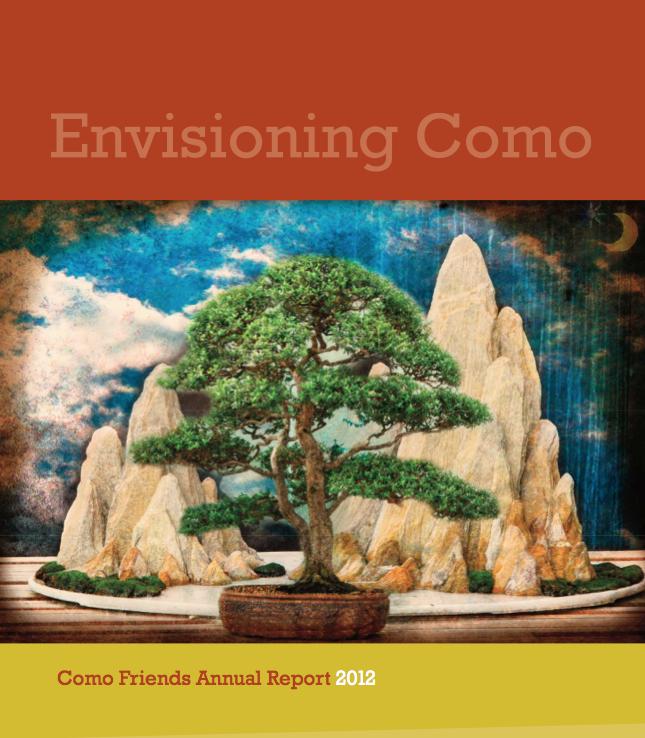 2012 Como Friends Annual Report