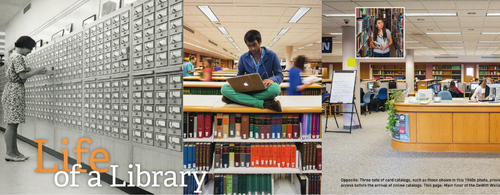 The Life of a Library