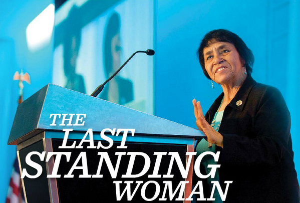 The Last Standing Woman